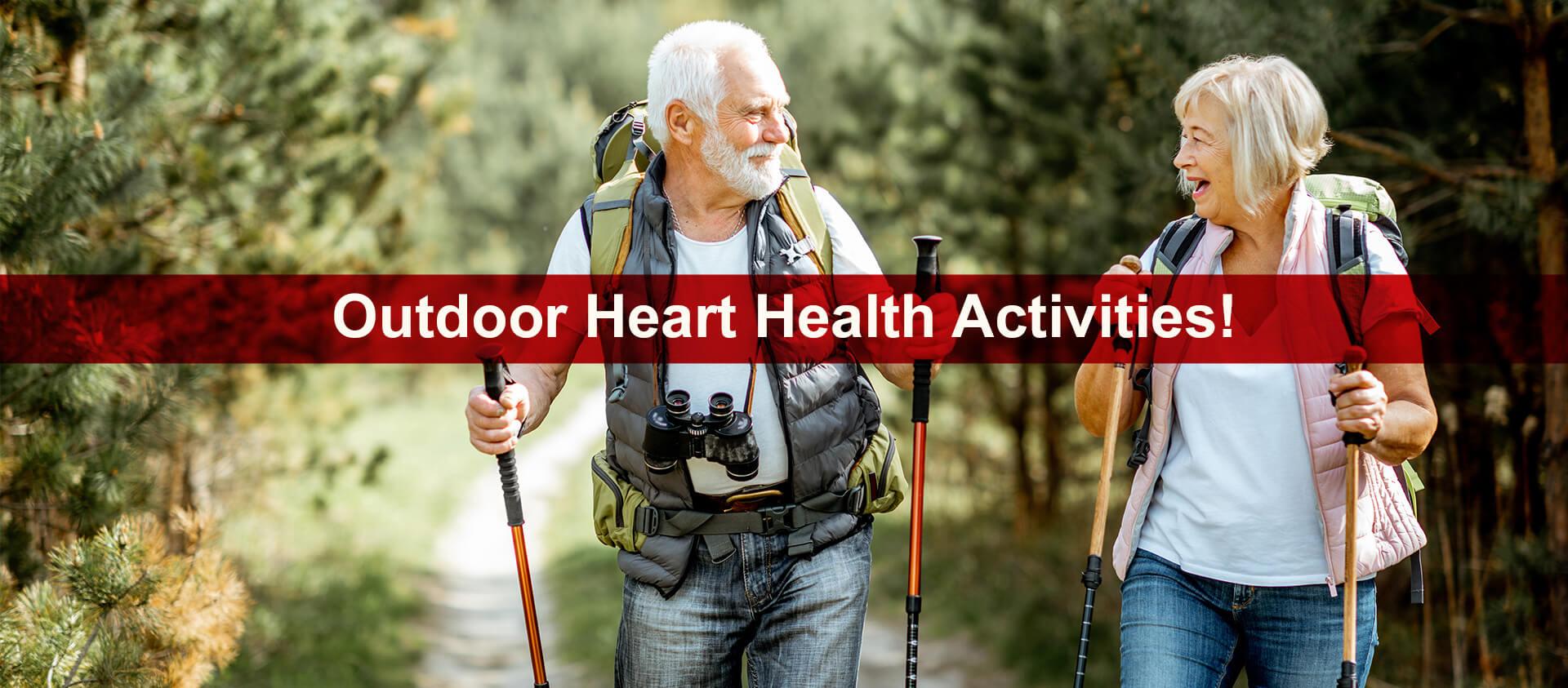 Outdoor Heart Health Activities